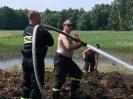 05.07.2012 Pożar stodoły w Kwasach