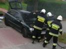 07.10.2012 Pożar samochodu
