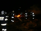 08.08.2013 Pożar słomy w Tchórzewie