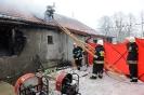 16.12.2012 Pożar domu w Smolance