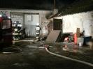 31.12.2012 Pożar w pieczarkarni