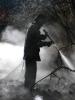5.04.2012 Pożar opon w Zawadach i Krzesku Starym