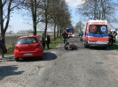 22.04.2012 Wypadek Rzążew