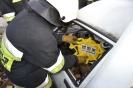 Zapoznanie MDP z sprzętem ratownictwa technicznego